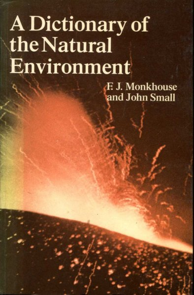 Image for A Dictionary of the Natural Environment