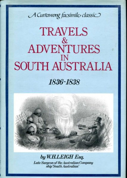 Image for Travels & Adventures in South Australia 1836 - 1838