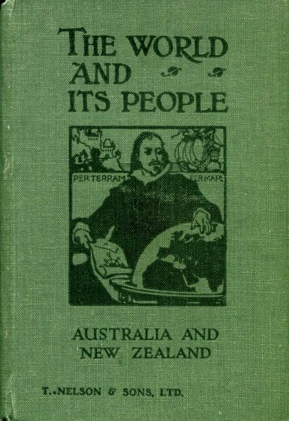 Image for The World and its People Australia and New Zealand