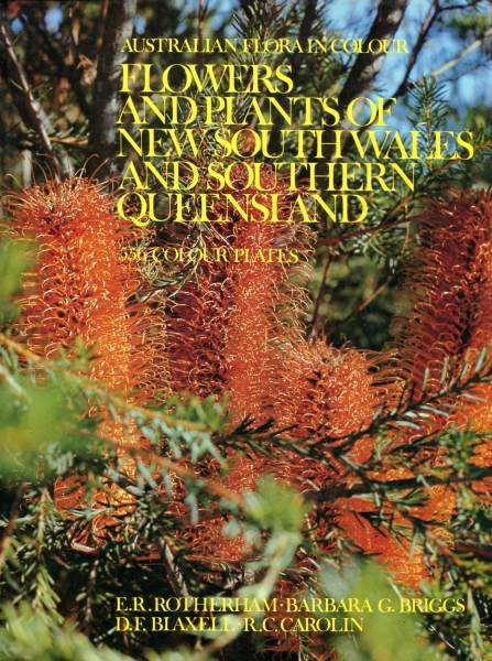 Image for Australian Flora in Colour - Flowers and Plants of New South Wales and Southern Queensland