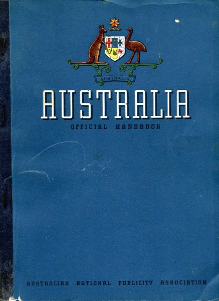 Image for Australia - Official Handbook