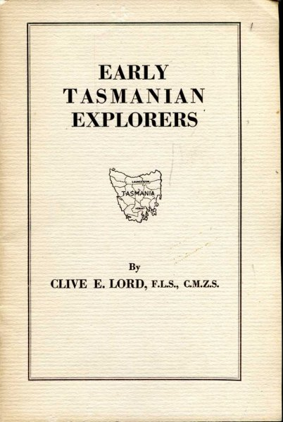 Image for Voyages of the early Exploreres of Tasmania, prepared for broadcasting in six parts from station 7ZL, Hobart