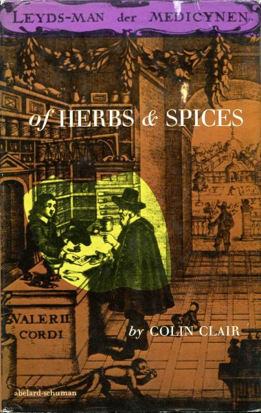 Image for Of Herbs and Spices