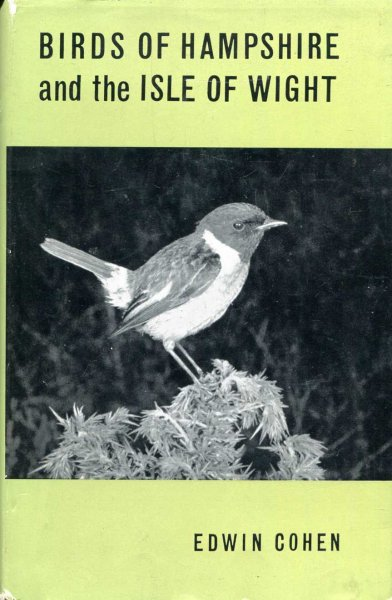 Image for Birds of Hampshire and the Isle of Wight