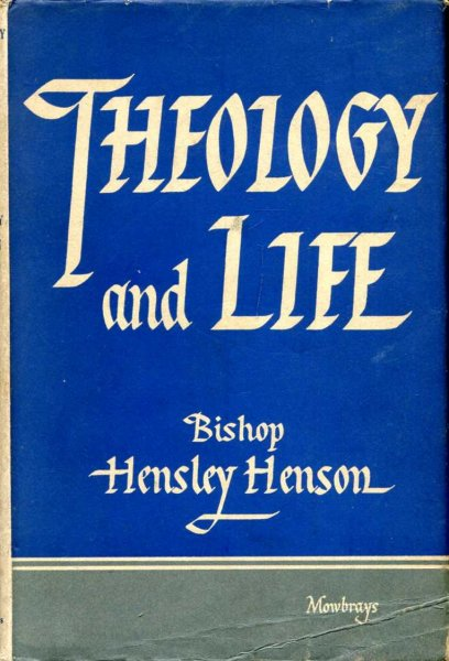 Image for Theology and Life