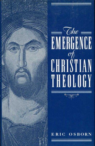 Image for The Emergence of Christian Theology
