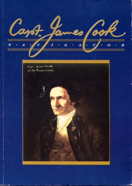 Image for Captain James Cook Navigator