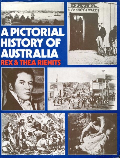 Image for A Pictorial History of Australia