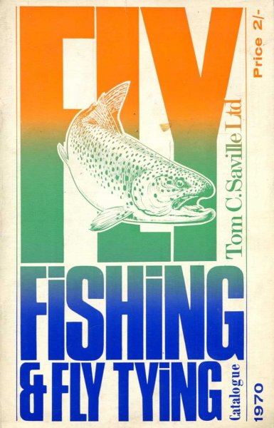 Image for Fly Fishing & Fly Tying Catalogue 1970