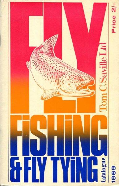 Fly Fishing Fly Tying Catalogue 1969
