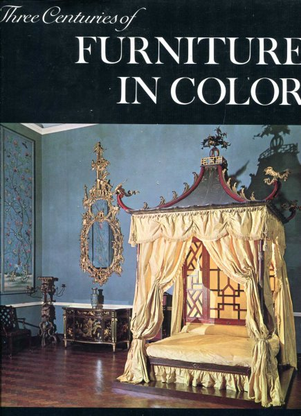 Image for Three Centuries of Furniture in Color (Colour)