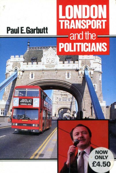 Image for London Transport and the Politicians
