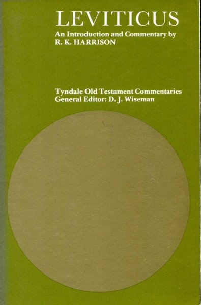 Image for Leviticus: An Introduction and Commentary (Tyndale Old Testament Commentary Series)
