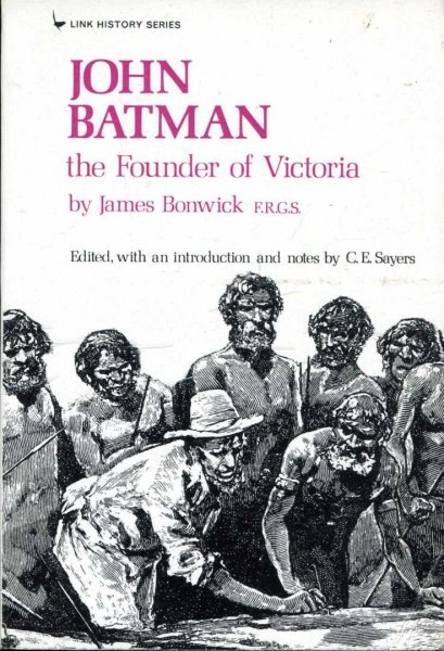 Image for John Batman, the founder of Victoria