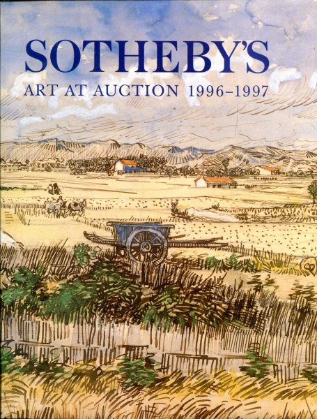 Image for Sotheby's Art at Auction 1996-1997