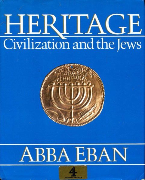Image for Heritage : Civilization and the Jews