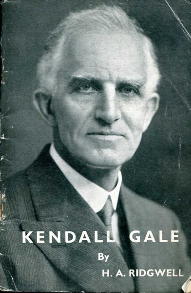 Image for Kendall Gale, pioneer missionary in North Madagascar 1908-1935