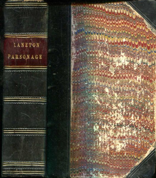 Image for Laneton Parsonage : A Tale for Children, on the Practical Use of a Portion of the Church Catechism (two volumes bound in one)