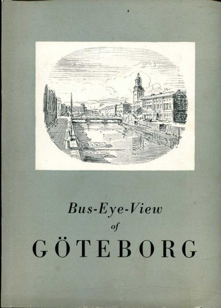 Image for Birds-Eye-View of Goteborg