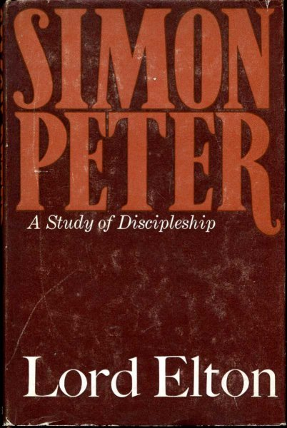 Image for Simon Peter - a study of discipleship
