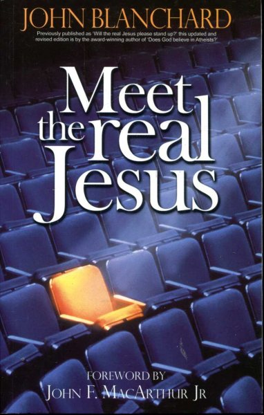 Image for Meet the Real Jesus