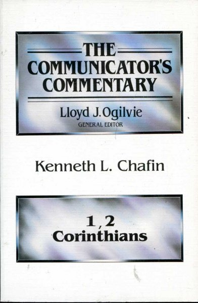 Image for The Communicator's Commentary, volume 7, 1, 2 Corinthians