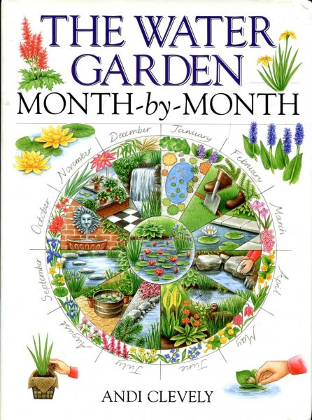 Image for The Water Garden Month-by-month