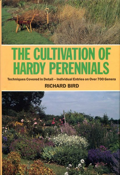 Image for The Cultivation of Hardy Perennials