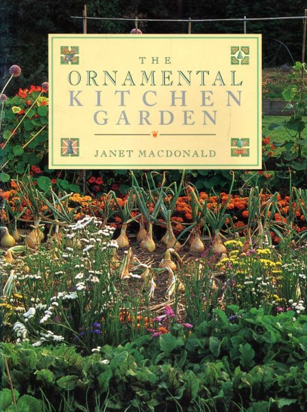Image for The Ornamental Kitchen Garden
