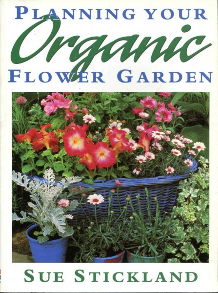 Image for Planning Your Organic Flower Garden