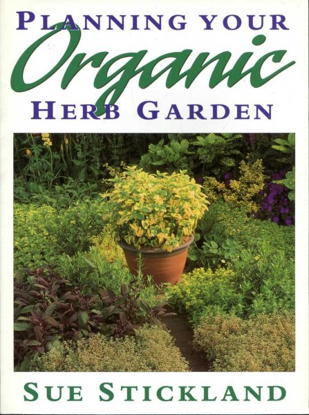 Image for Planning Your Organic Herb Garden