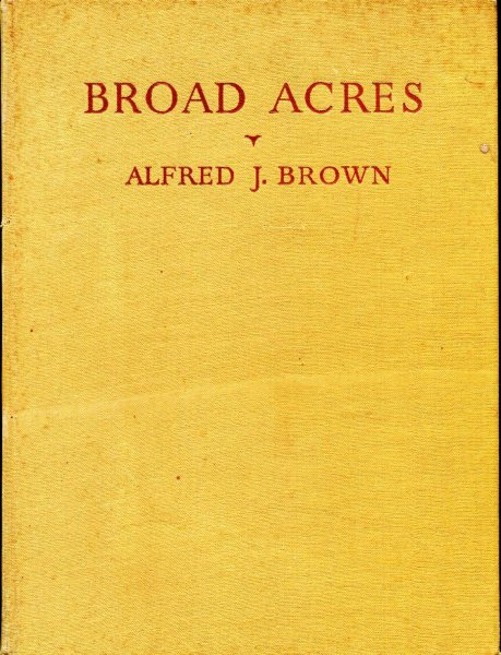 Image for Broad Acres - A Yorkshire Miscellany