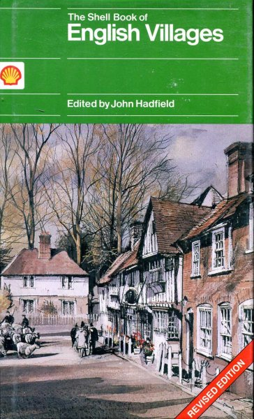 Image for The Shell Book of English Villages