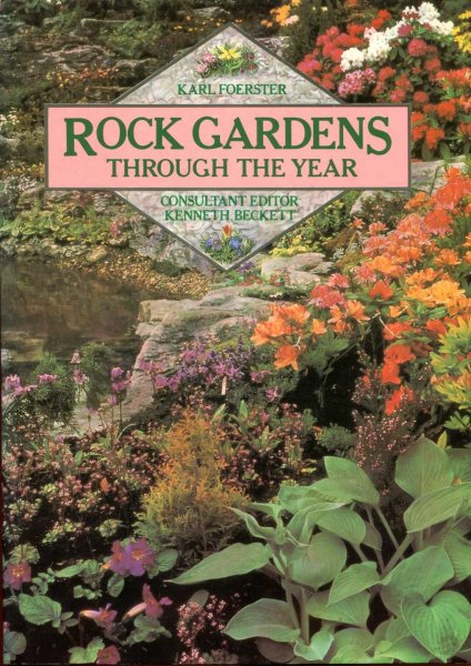 Image for Rock Gardens Through the Year