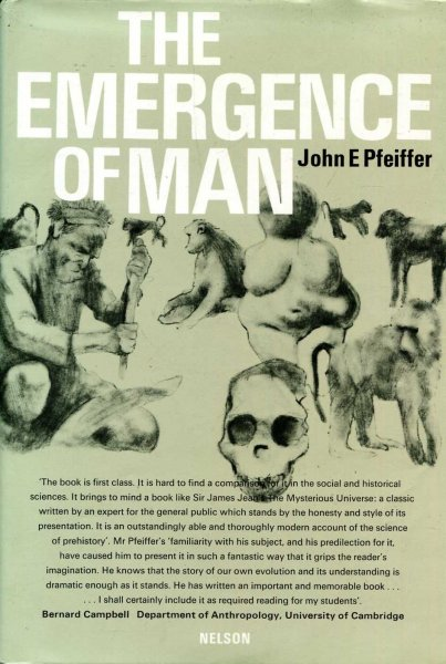 Image for The Emergence Of Man