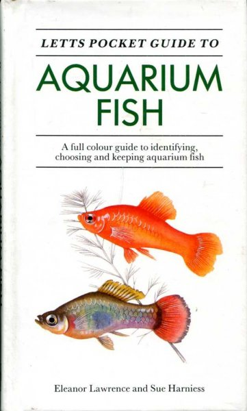 Image for Letts Pocket Guide to Aquarium Fish