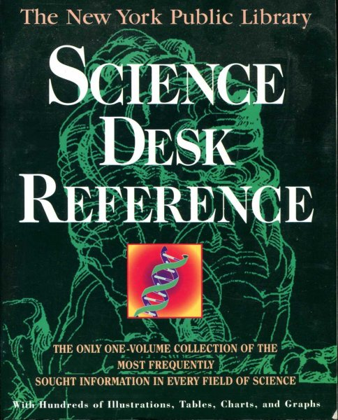 Image for The New York Public Library Science Desk Reference