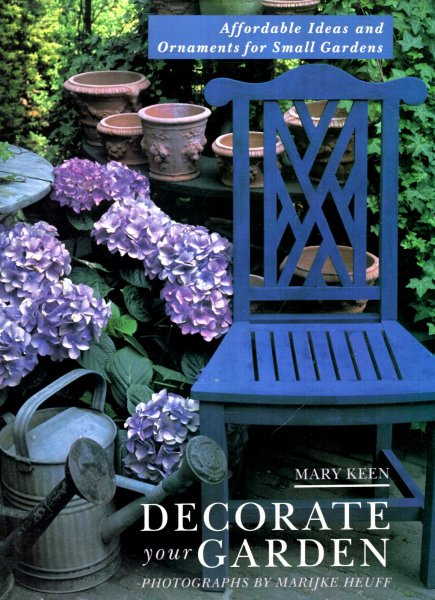 Image for Decorate Your Garden: Affordable Ideas and Ornaments for Small Gardens