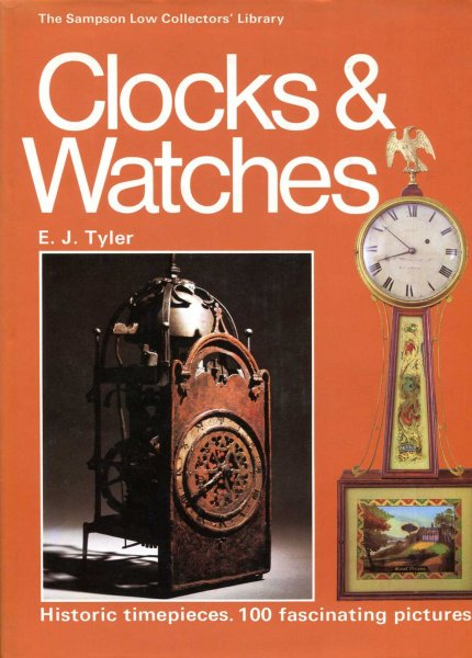 Image for Clocks and Watches (The Sampson Low collectors' library)