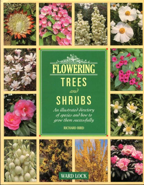 Image for Flowering Trees and Shrubs