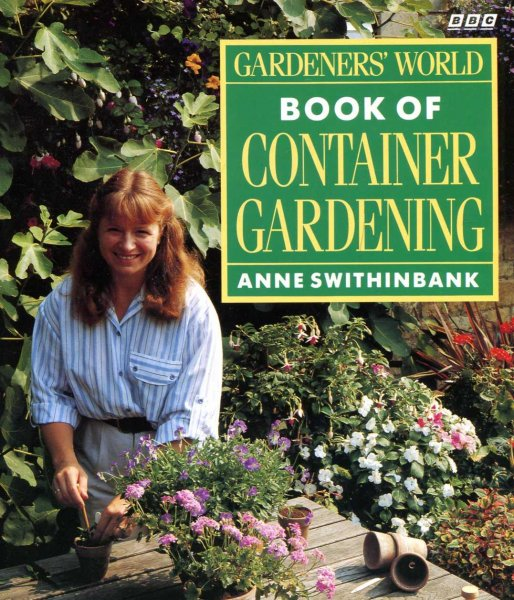 Image for Gardeners' World Book of Container Gardening