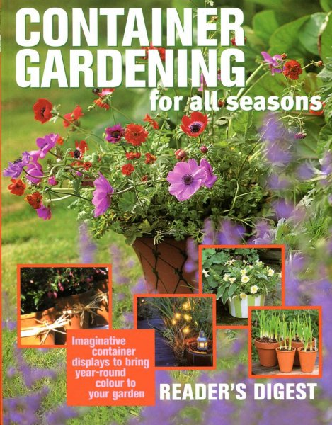 Image for Container Gardening for All Seasons