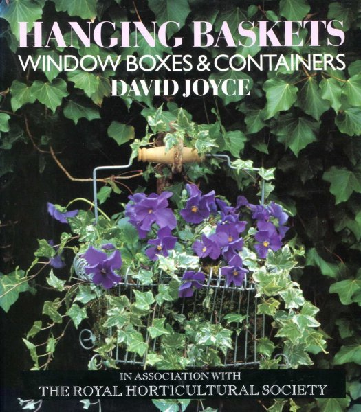 Image for Hanging Baskets, Window Boxes and Containers