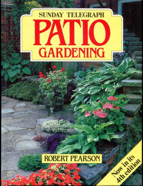 Image for Sunday Telegraph Patio Gardening