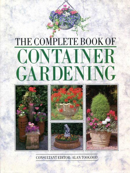 Image for The Complete Book of Container Gardening