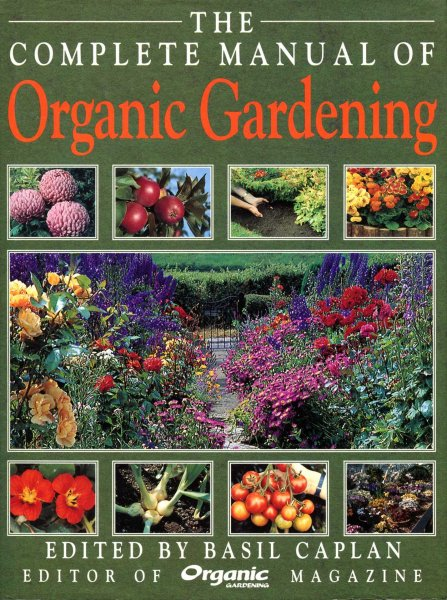 Image for The Complete Manual of Organic Gardening