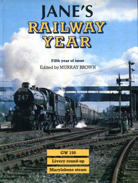 Image for Jane's Railway Year : Fifth year of issue