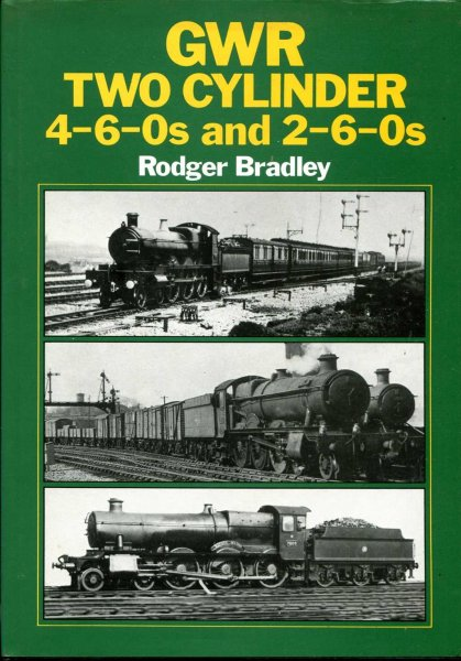 Image for GWR Two Cylinder 4-6-0's and 2-6-0's