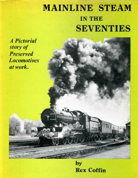 Image for Main-line Steam in the Seventies