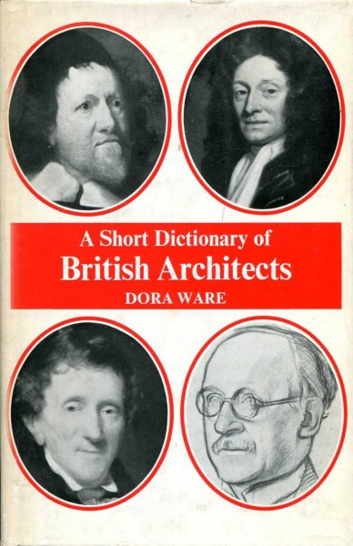 Image for A Short Dictionary of British Architects